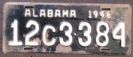 ALABAMA 1946