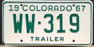 COLORADO 1967 TRAILER