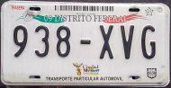 DISTRITO FEDERAL (MEXICO CITY) 2008