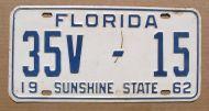 1962 FLORIDA TRAILER