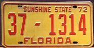 FLORIDA 1972 - A