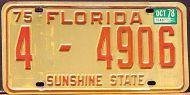 FLORIDA 1978