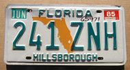 FLORIDA 1985