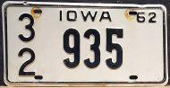 IOWA 1962