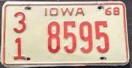 IOWA 1968
