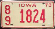 IOWA 1970