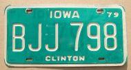 IOWA 1979