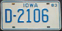 IOWA 1983 DEALER