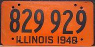 ILLINOIS 1948 - A