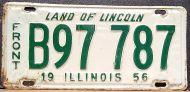 ILLINOIS 1956 TRUCK