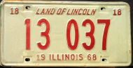 ILLINOIS 1968