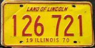 ILLINOIS 1970 - A
