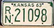 KANSAS 1963 - C