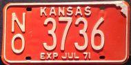 KANSAS 1971