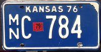 KANSAS 1979