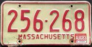 MASSACHUSETTS 1983 - A