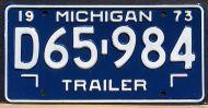 MICHIGAN 1973 TRAILER