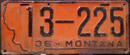 MONTANA 1936