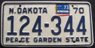 NORTH DAKOTA 1973