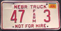 NEBRASKA 2002 FARM TRUCK