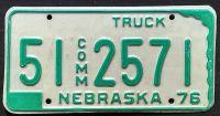 NEBRASKA 1976 TRUCK