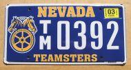 NEVADA 2013 TEAMSTERS UNION