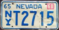 NEVADA 1968 TRUCK