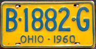 OHIO 1960