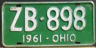 OHIO 1961