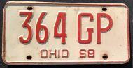 OHIO 1968