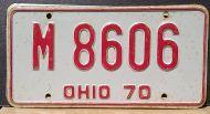 OHIO 1970