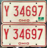 OHIO 1979 PAIR