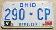 OHIO 1985