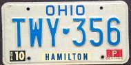 OHIO 1985 - B