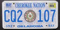 2019 OKLAHOMA CHEROKEE NATION