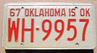 OKLAHOMA 1967