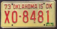 OKLAHOMA 1974
