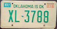 OKLAHOMA 1982