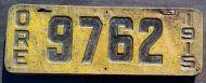OREGON 1915