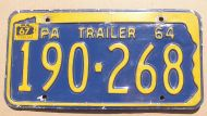 1967 PENNSYLVANIA TRAILER