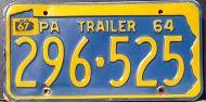 PENNSYLVANIA 1967 TRAILER