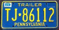 PENNSYLVANIA 1977 TRAILER