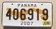 PANAMA 2007