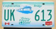2005 PRINCE EDWARD ISLAND BRIDGE