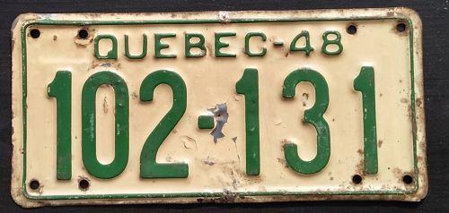 QUEBEC 1948