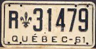 QUEBEC 1961 TRAILER