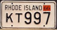 RHODE ISLAND 1966