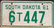 SOUTH DAKOTA 1961 TRUCK