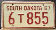 SOUTH DAKOTA 1967 TRUCK