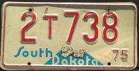 SOUTH DAKOTA 1975 TRUCK